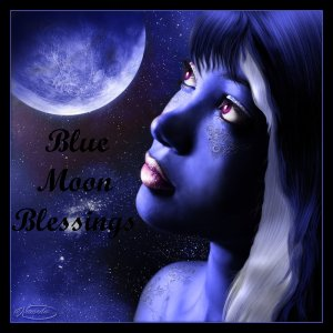 Blue Moon Blessings