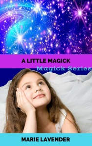 Marie Lavender A Little Magick - final cover