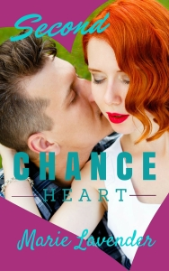 Marie Lavender Second Chance Heart - final cover