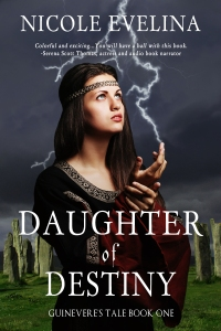 Nicole Evelina Daughter of Destiny eBook Cover Large