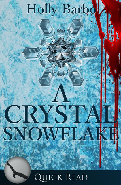 HOLLY crystal Snowflake cover